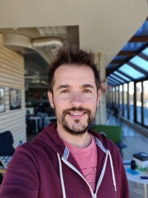 Portrait samples - f/1.7, ISO 125, 1/100s - Oneplus 6T review