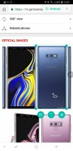 Bixby vision - Samsung Galaxy Note9 review