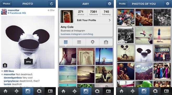 Image result for old version of instagram
