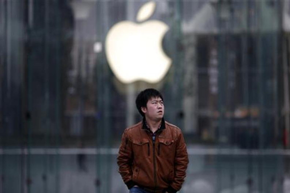 Apple fires back at Chinese Government