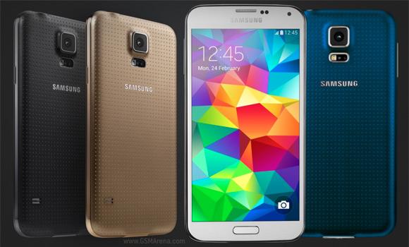 Samsung revela o Galaxy S5 Plus 1