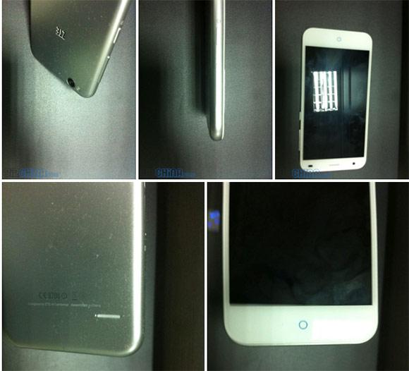 Aparecem na internet imagens do ZTE Blade S6 e revelam possível clone do iPhone 6 Plus 2
