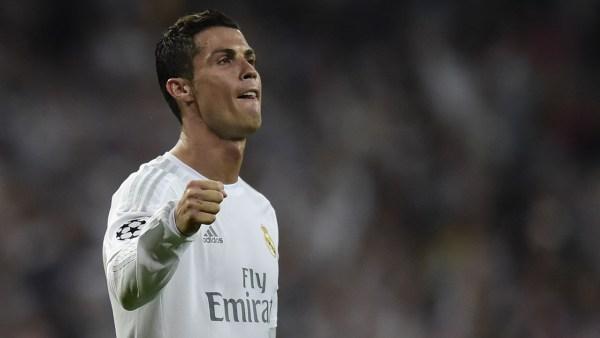 Real Madrid's Portuguese forward Cristiano Ronaldo . / AFP PHOTO / JAVIER SORIANO