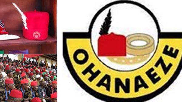 Image result for Ohanaeze ndigbo