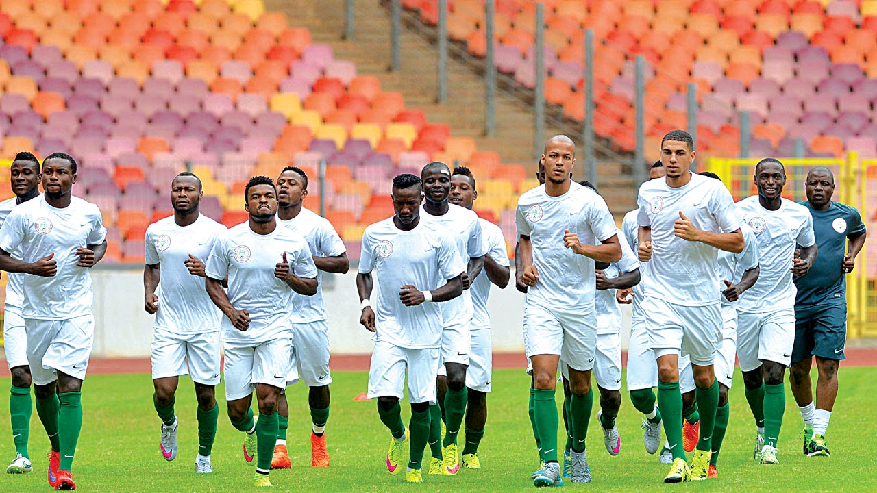 Image result for Mikel, Moses, Musa, Iheanacho to arrive in Abuja today for clash with Algeria