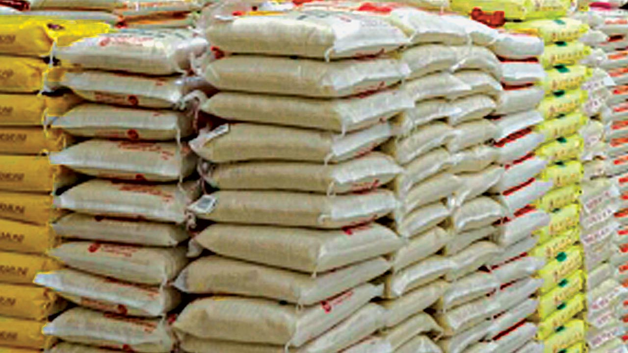 Image result for NAFDAC, Customs service react to plastic rice