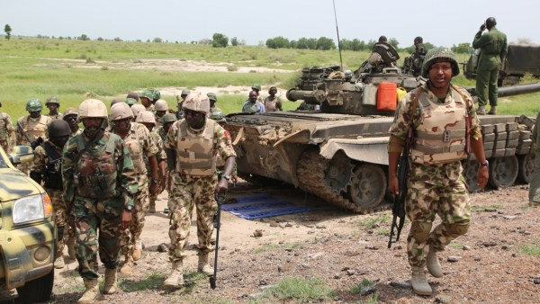 Image result for nigerian military in niger delta