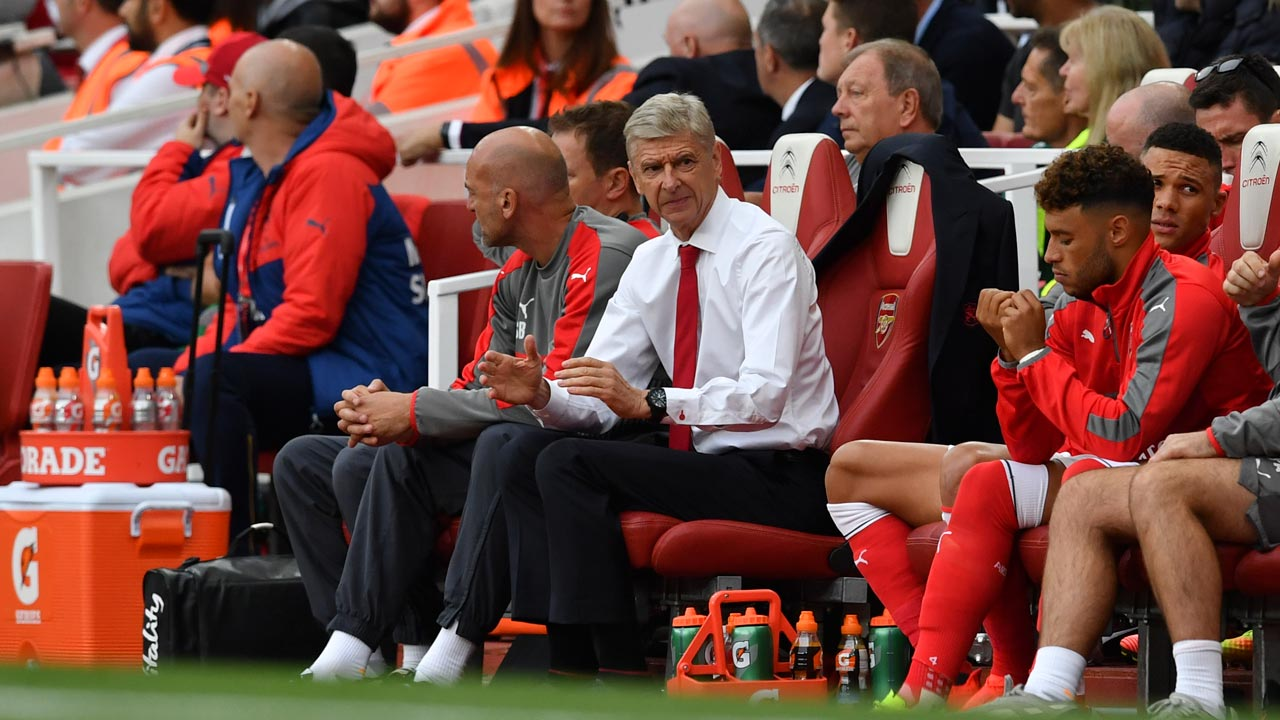 Image result for Wenger wants Arsenal to rule the Premier League