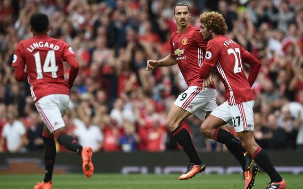 Manchester United/ AFP PHOTO / Oli SCARFF /