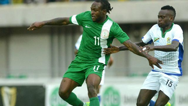 Image result for Nigerian fans seek wing-back role for Moses