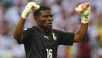 Image result for Enyimba sign experienced Ghana goalkeeper Fatau