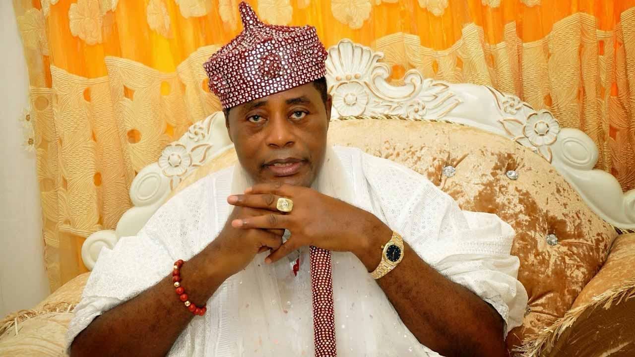 Olugbo of Ugboland, Oba Frederick Obateru Akinruntan