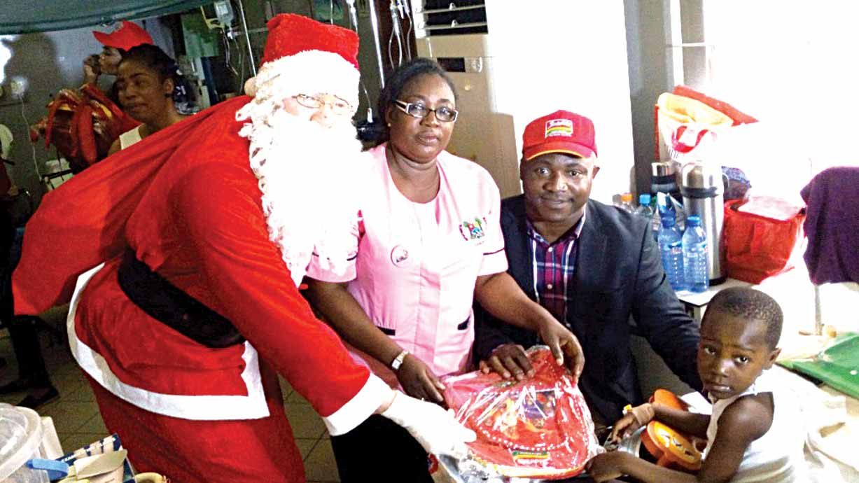 Image result for Christmas in Nigeria