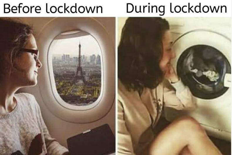 If You Are Traveling In Times Of Corona, These Memes Are For You - The Sad  Reality   Memes