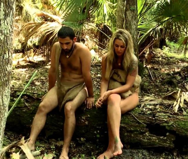 The Women From Naked And Afraid Are Revealing All The Dirty