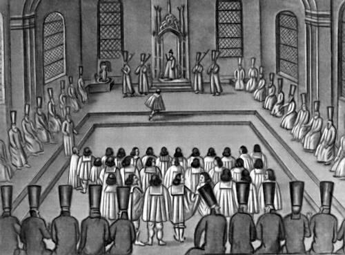 Boyarskaya Duma. İncir. 2.