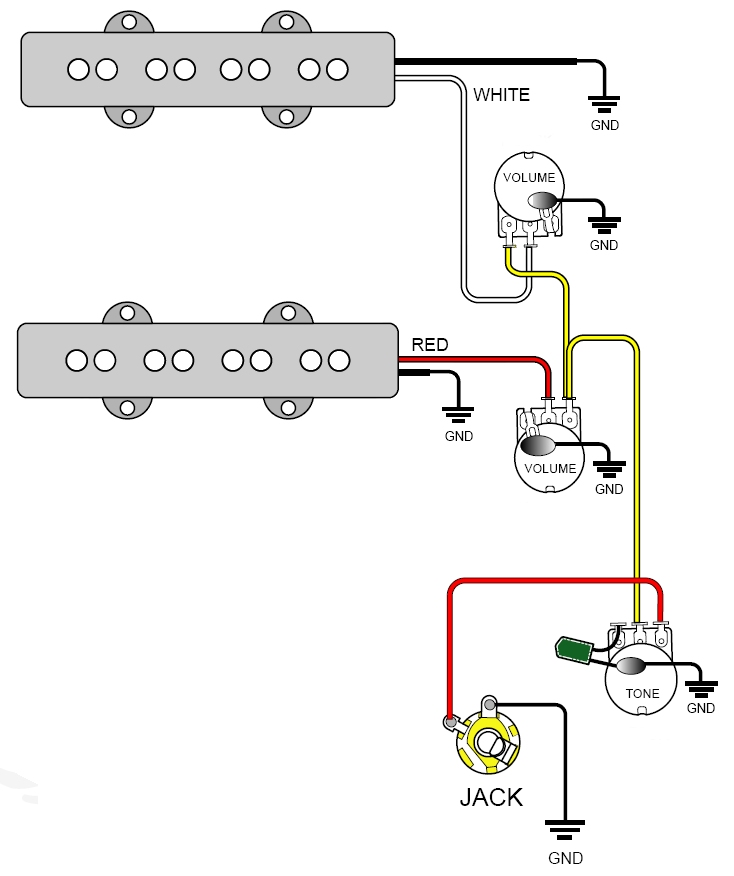 wiringbass Wire diagrams easy simple detail ideas general example best routing pickup wiring diagrams active pickup wiring diagram diagram wiring diagrams for diy car pickup wiring diagram at suagrazia.org