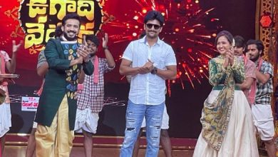 Nani's Early Promotions For Tuck Jagadish
