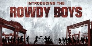 Rowdy Boys Offer Poster: College Student Battle