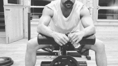 Pic Talk: Ram Charan Kick-Starts 'Strong Mornings'