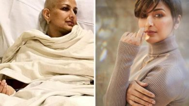 Sonali Bendre's Throwback Pic Melts Hearts