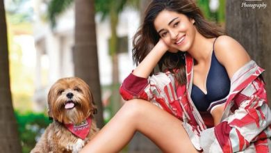 Ananya Panday Is A Treat to Eyes In Dabboo Ratnani's Shot