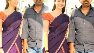 Pooja Makes Koratala Siva Feel Awkward