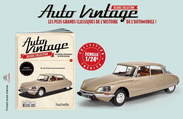 collections de miniatures automobiles