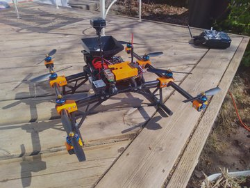 The Aspen V1: A Seed Planting Drone For the Masses