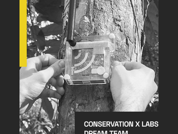 2020 HDP Dream Team: Conservation X Labs