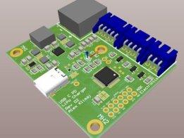 LiPow - The USB C LiPo Battery Charger