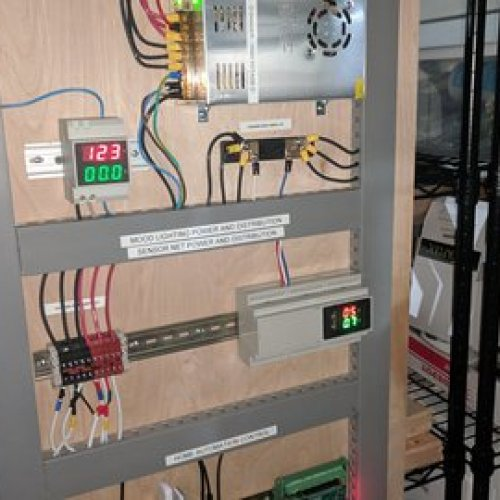 Just Another Whole Home Control System
