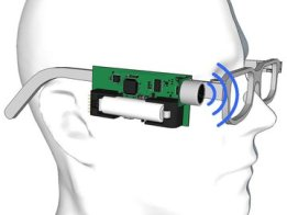 Sonar for the visually impaired