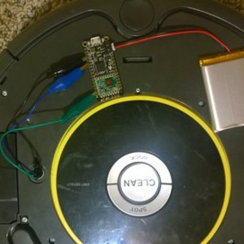 Connected Roomba