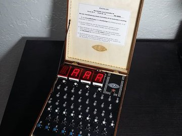 (AT) Mega Enigma, a 2560 Pro Mini Enigma Simulator