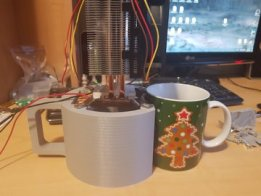 Coffee/Tea Cooling Buddy