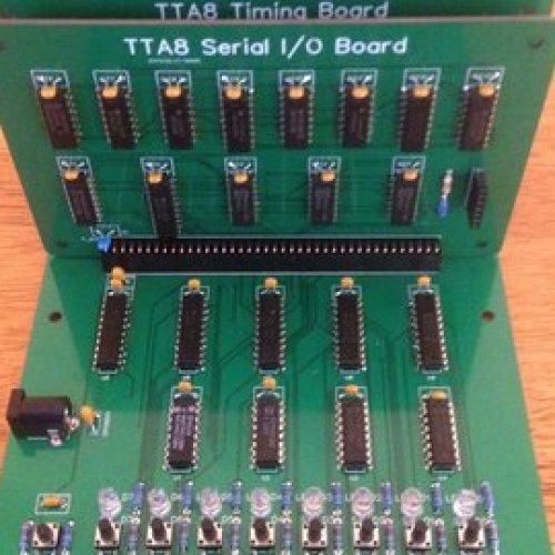 8 Bit TTA Interpreter