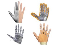 3D Scan to Custom Soft Prosthetic Hand