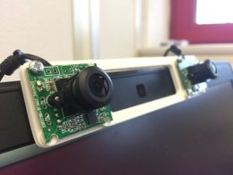 Low cost stereo camera
