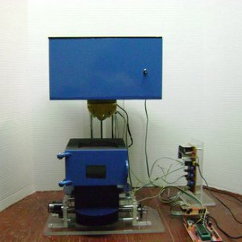 3 D metal printer