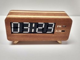 7 Segment Flip Display Clock
