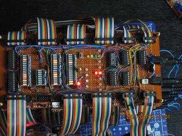 ECM-16/TTL homebrew computer