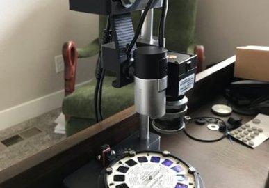 View-Master Reel Scanner