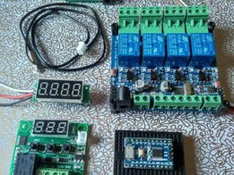 eForth for cheap STM8S gadgets