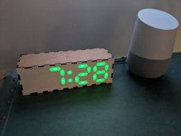 NeoPixel Clock Mini