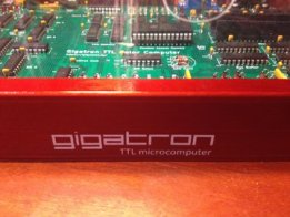 Gigatron: the TTL microcomputer