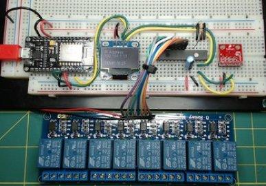 ASC - Alexa Sprinkler Controller
