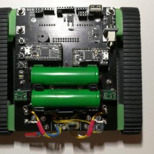 RCJ Rescue Line Robot // PCB Robot