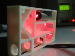 Pocket Single Image Laser Projector