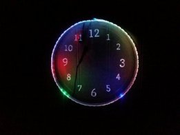 ESP and WS2812 based clock